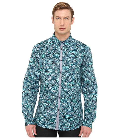 Just Cavalli - Shirt (Blue) Men