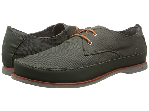 OluKai - Honolulu Lace Mesh (Rosin/Smokey Orange) Men's Shoes