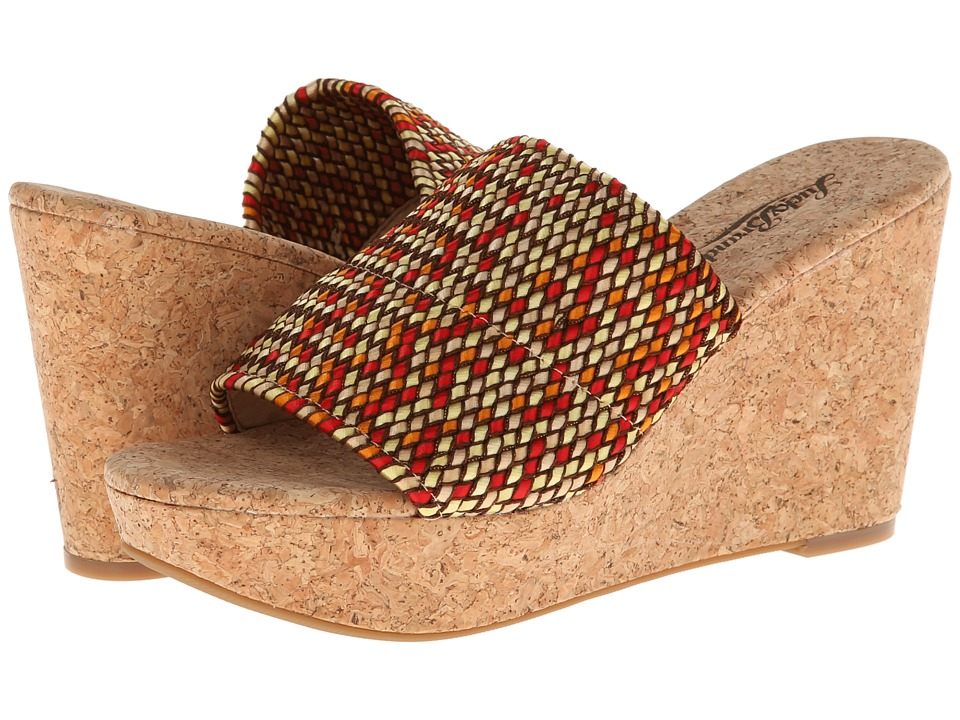 Lucky Brand Marilynn Womens Wedge Shoes (Multi)