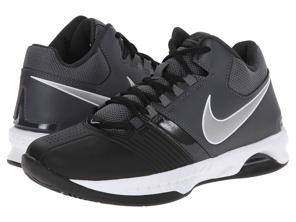 Nike - Air Visi Pro V (Black/Dark Grey/Anthracite/Metallic Silver) Women's Running Shoes