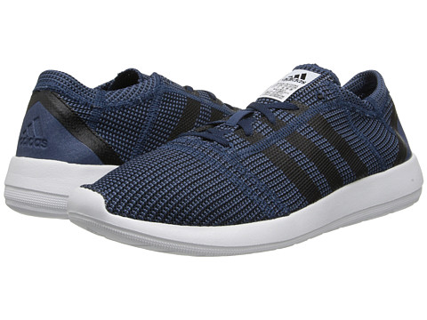 adidas - Element Refine (Rich Blue/Black 1/Black) Men's Shoes