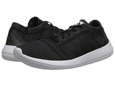 adidas Originals Element Refine (Black/Black/Phantom) Women's Running Shoes