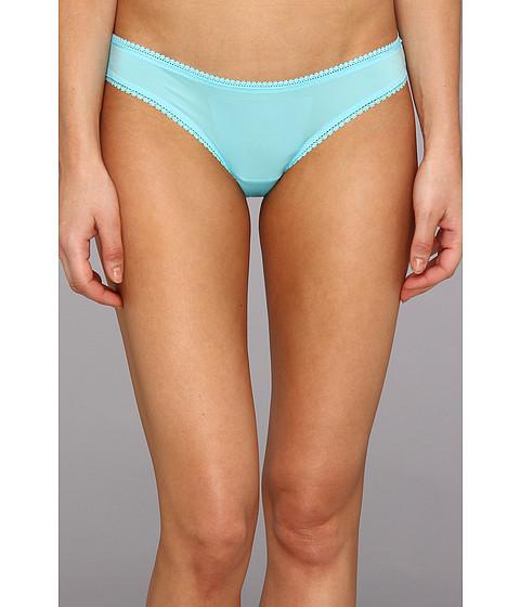OnGossamer - Micro Glamour Hip Bikini 021555 (Aqua Surf) Women's Underwear