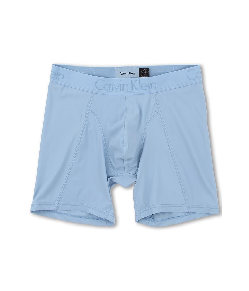 Calvin Klein Underwear - ck Black Boxer Brief U1752 (Kinetic Blue) Men's Underwear