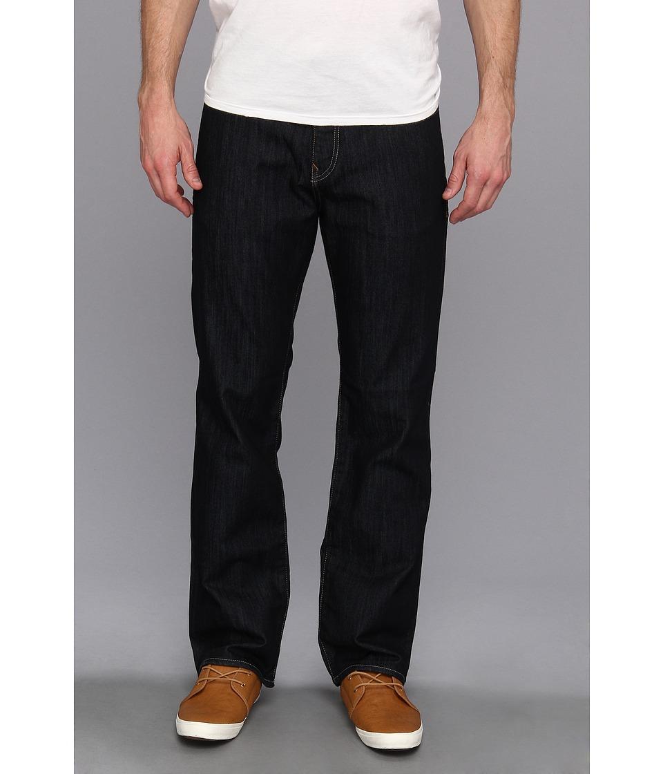 Mavi Jeans - Matt Mid-Rise Relaxed Straight Leg in Rinse Yaletown (Rinse Yaletown) Men's Jeans