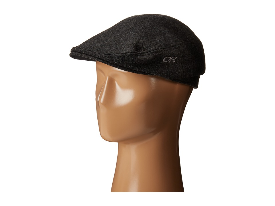 Outdoor Research - Turnpoint Driver Cap (Charcoal) Caps