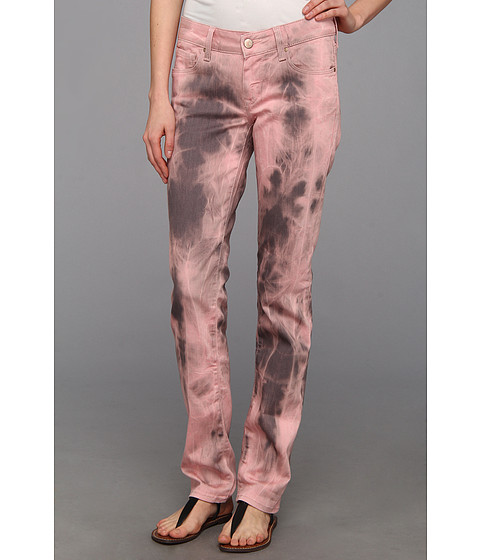 Mavi Jeans - Emma in Pink Batik (Pink Batik) Women's Jeans