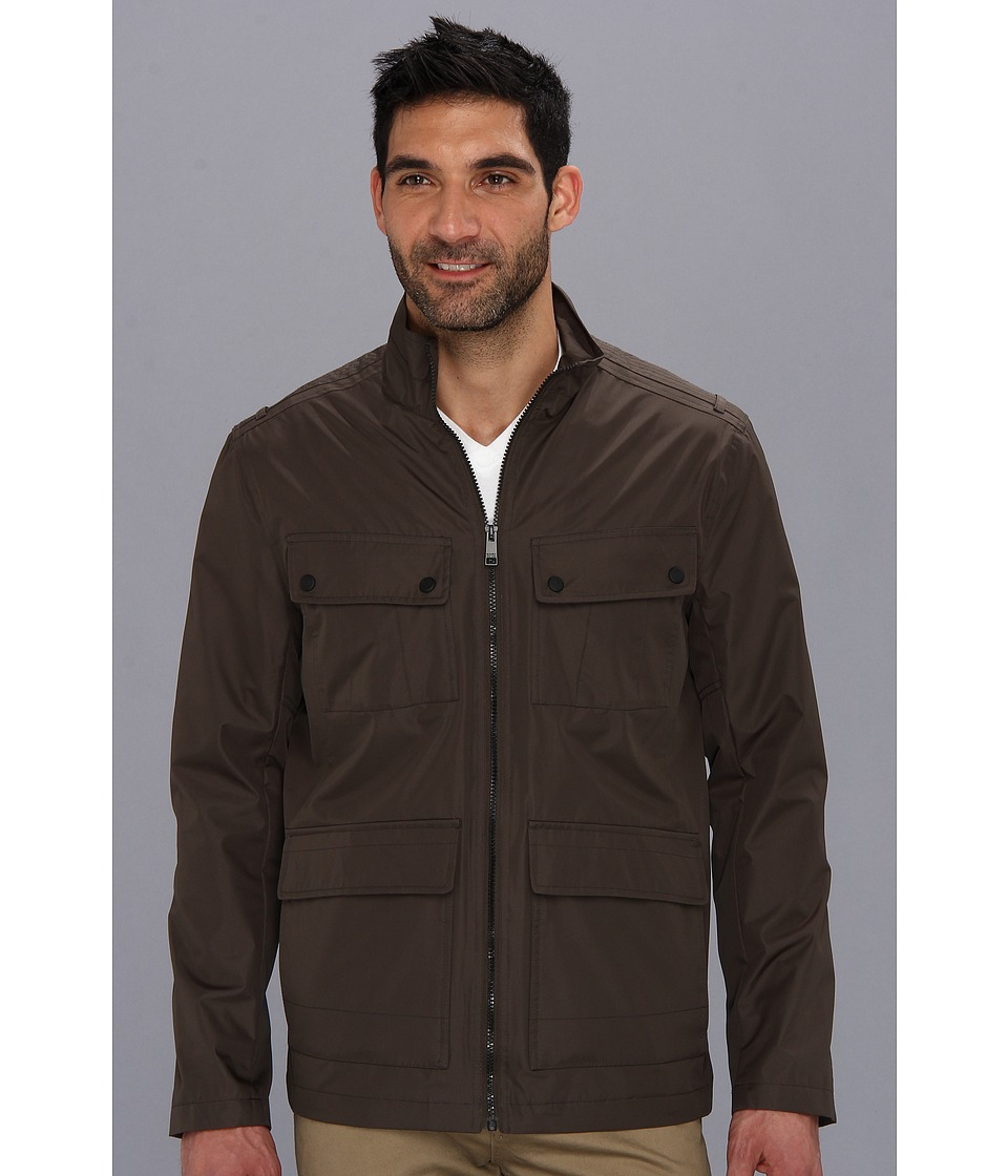 Marc New York by Andrew Marc - Robert Jacket (Olive) Men's Jacket