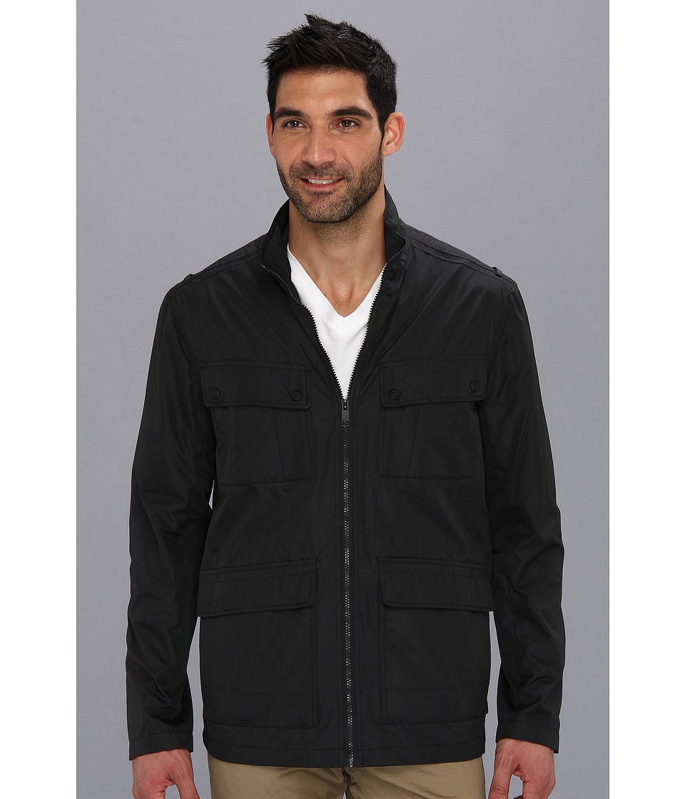 Marc New York by Andrew Marc - Robert Jacket (Black) Men's Jacket