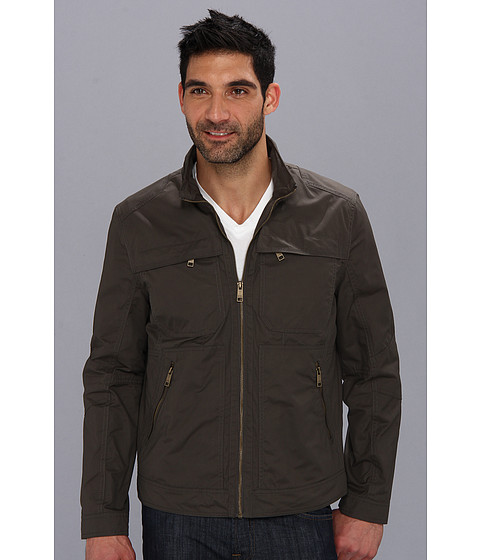 Marc New York by Andrew Marc - Clay Jacket (Dark Storm) Men