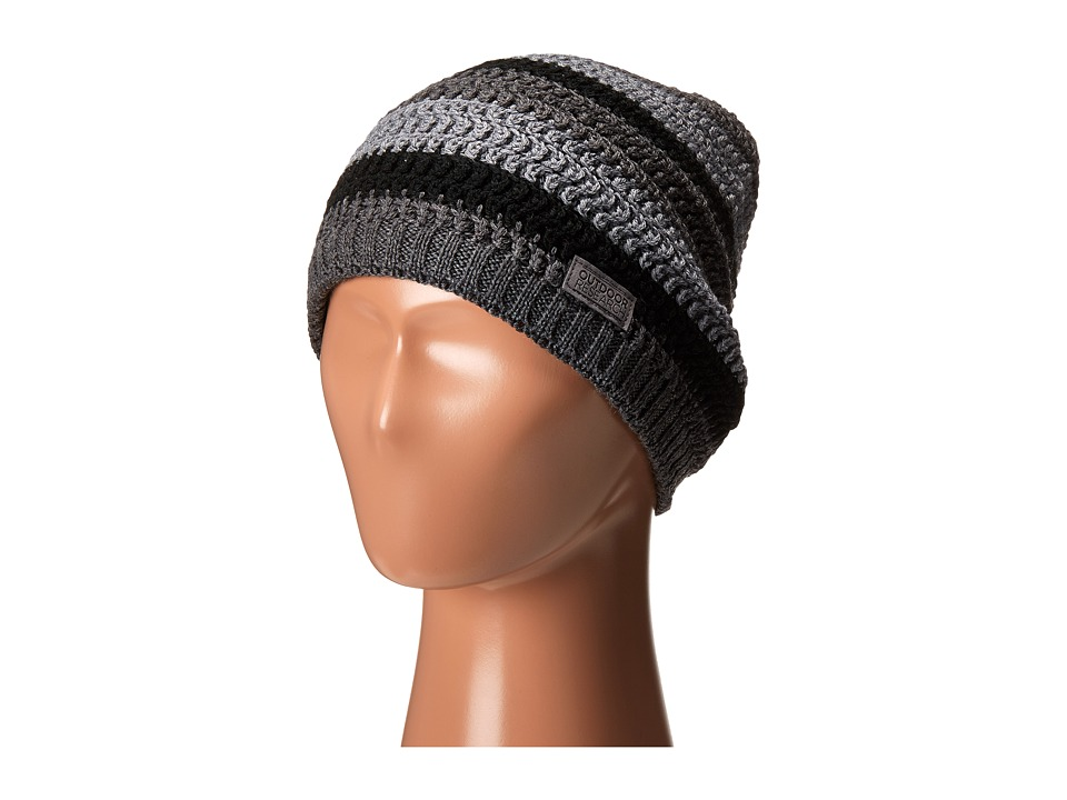 Outdoor Research - Sueno (Mica) Beanie (Black/Charcoal) Beanies