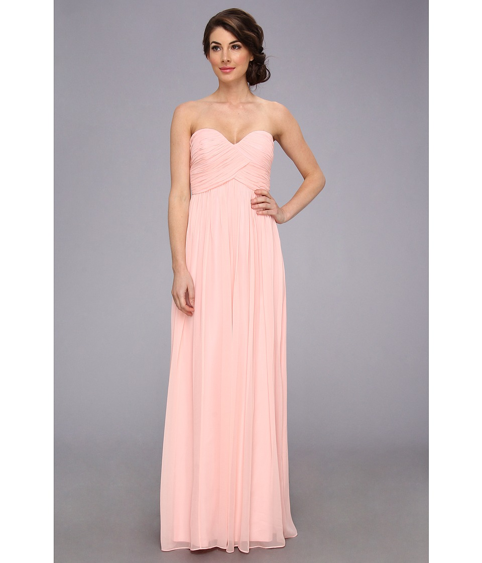 Donna Morgan - Laura Gown (Blush) Women's Dress