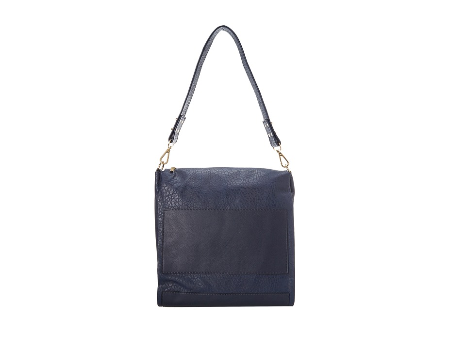 French Connection - Hyde Hobo (Utility Blue) Shoulder Handbags