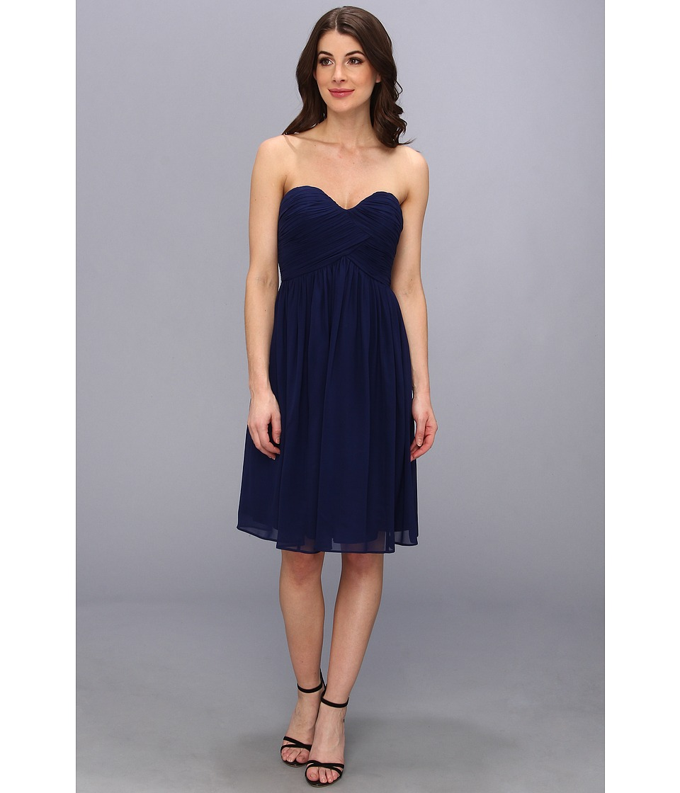 Donna Morgan - Morgan Sweetheart Dress (Midnight) Women's Dress