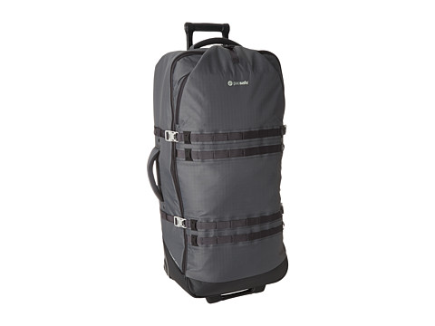 Pacsafe - Toursafe EXP34 Anti Theft Wheeled Gear Bag (Storm Grey) Luggage
