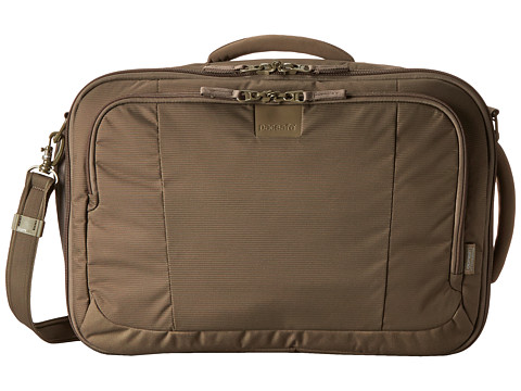 Pacsafe - Toursafe LS-W Anti Theft Weekender Bag (Jungle Green) Weekender/Overnight Luggage