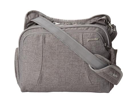 Pacsafe Metrosafe 275 GII Anti-Theft Tablet and Laptop Bag (Tweed Grey) Computer Bags