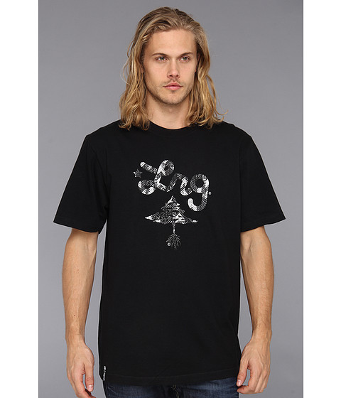 L-R-G - LR Tree Tee (Black) Men