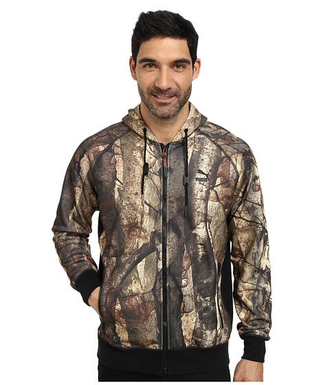 PUMA - Photo Real Camo Hoody (Camouflage) Men