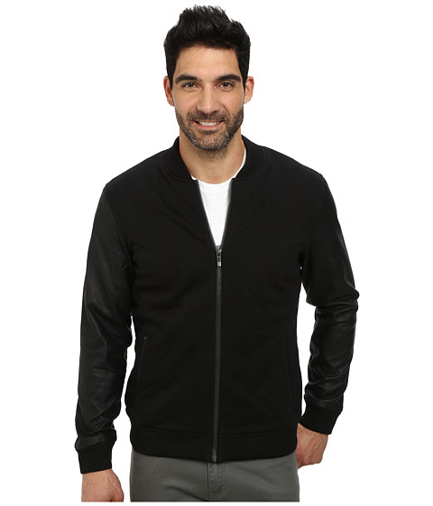 PUMA - Wild Side Jacket (Black) Men's Jacket