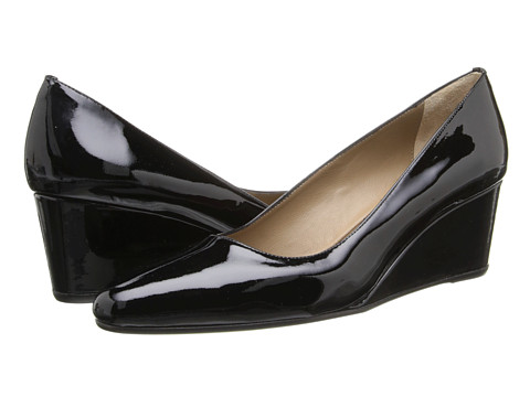 Anyi Lu - Kelly (Black Patent) Women
