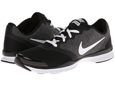 Nike - In-Season TR 4 (Black/Cool Grey/White) Women's Cross Training Shoes