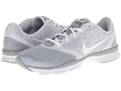 Nike - In-Season TR 4 (Wolf Grey/Pure Platinum/Cool Grey/White) Women's Cross Training Shoes