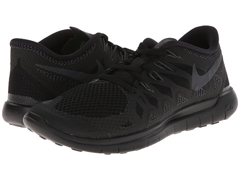 Nike Free 5.0 Mens All Black