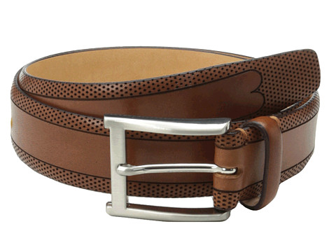 Allen-Edmonds - Dry Head Belt (Chili Leather) Men's Belts