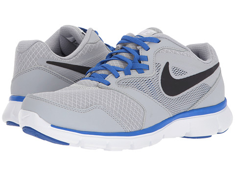 Nike - Flex Experience Run 3 (Wolf Grey/Hyper Cobalt/White/Black) Men