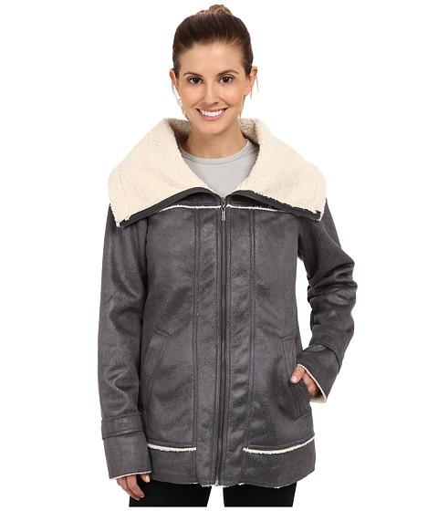 Prana - Tricia Jacket (Coal) Women's Coat