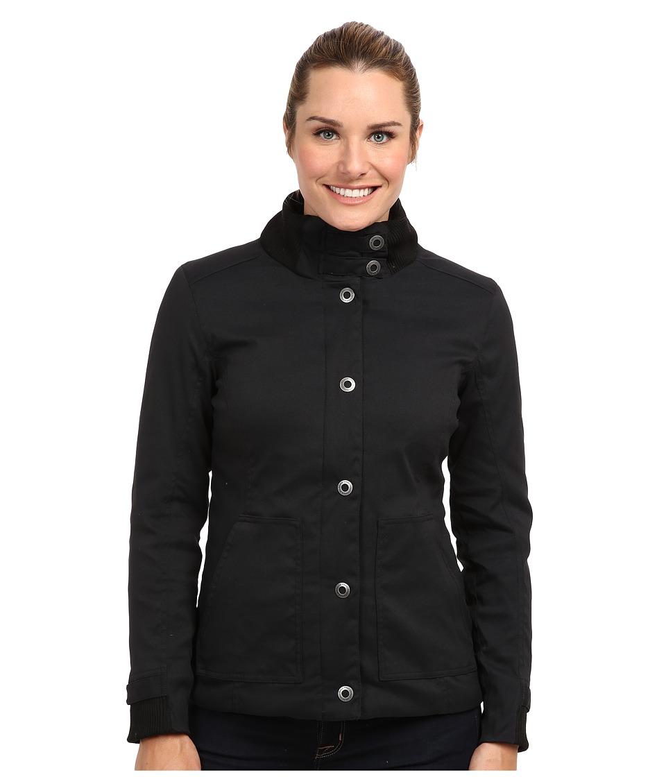 Prana - Marissa Jacket (Black) Women's Coat