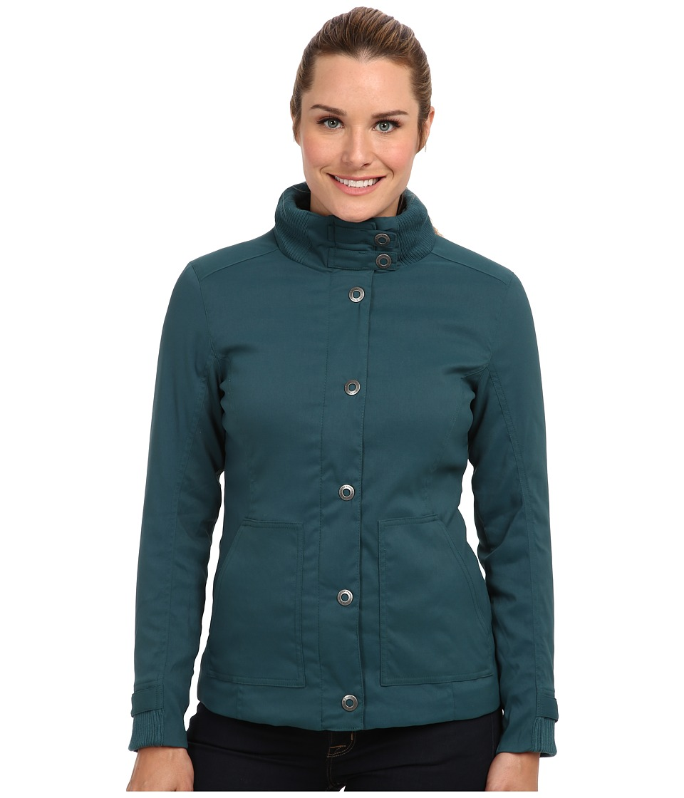 Prana - Marissa Jacket (Deep Teal) Women's Coat