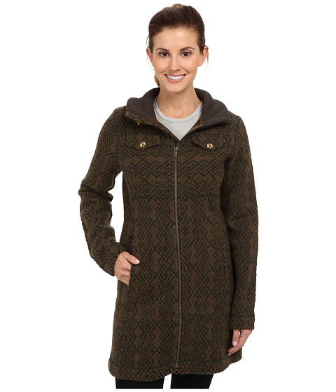 Prana - Annabel Jacket (Wren) Women's Coat