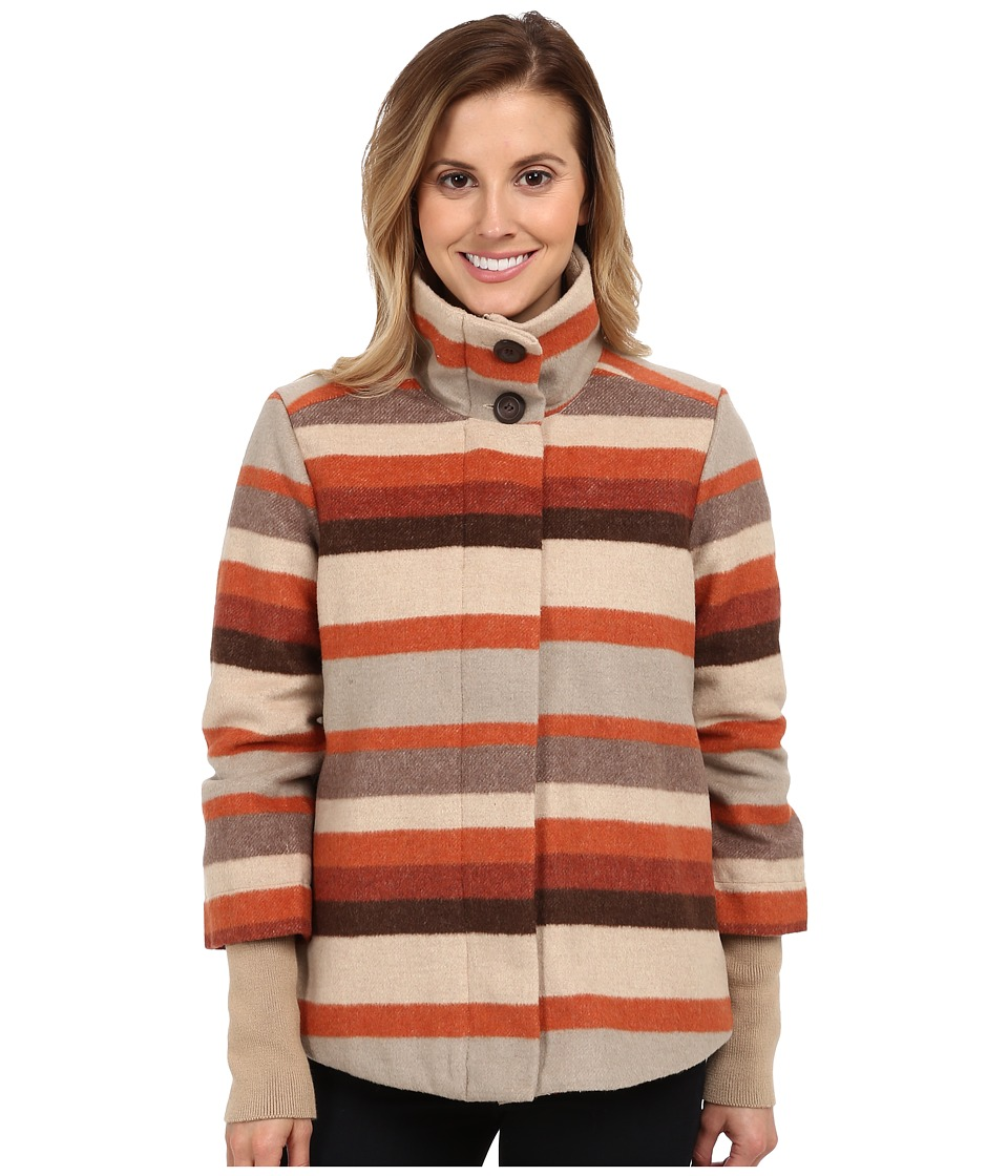 Prana - Lily Jacket (Khaki) Women's Coat