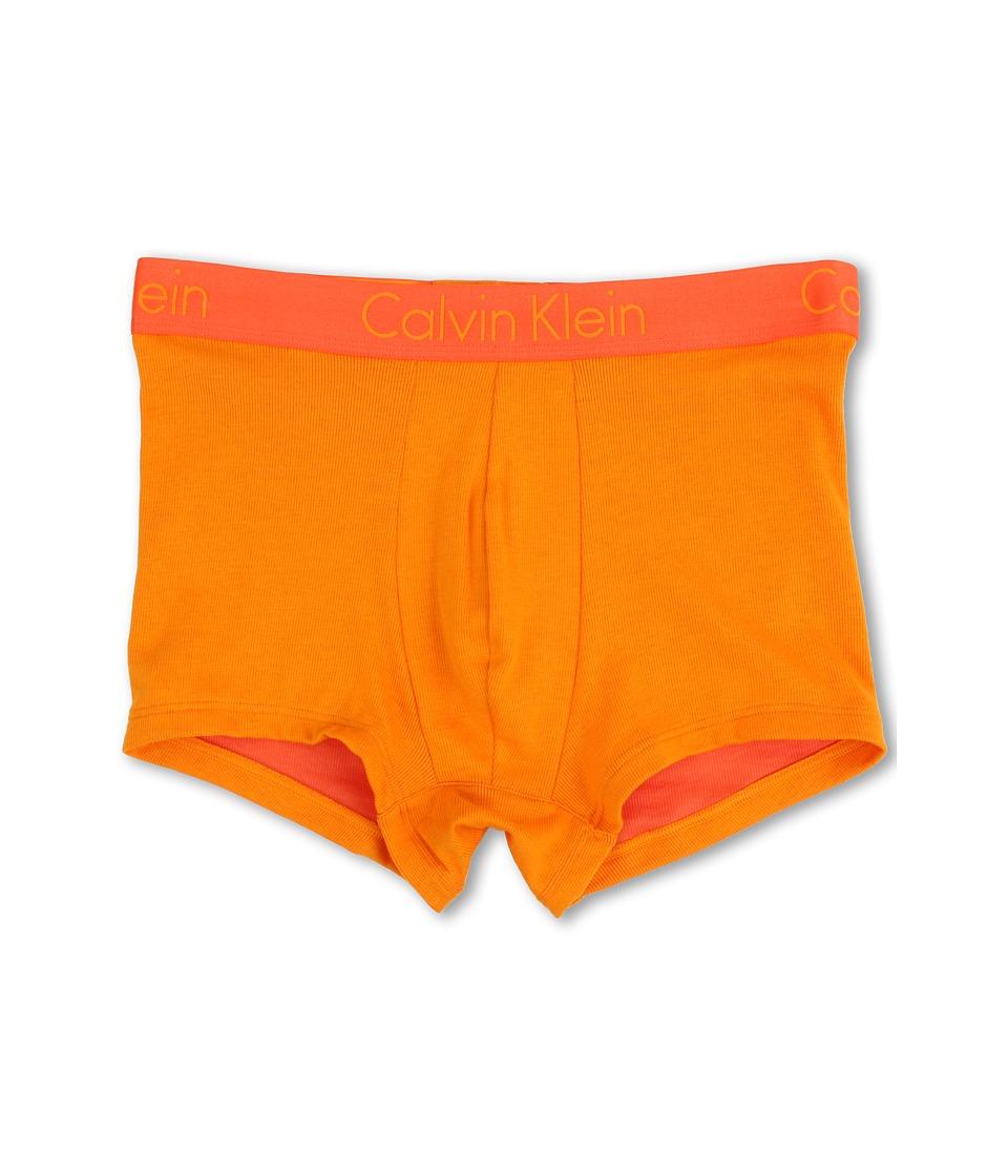 Calvin Klein Underwear - Dual Tone Trunk U3072 (Solange/Copper) Men