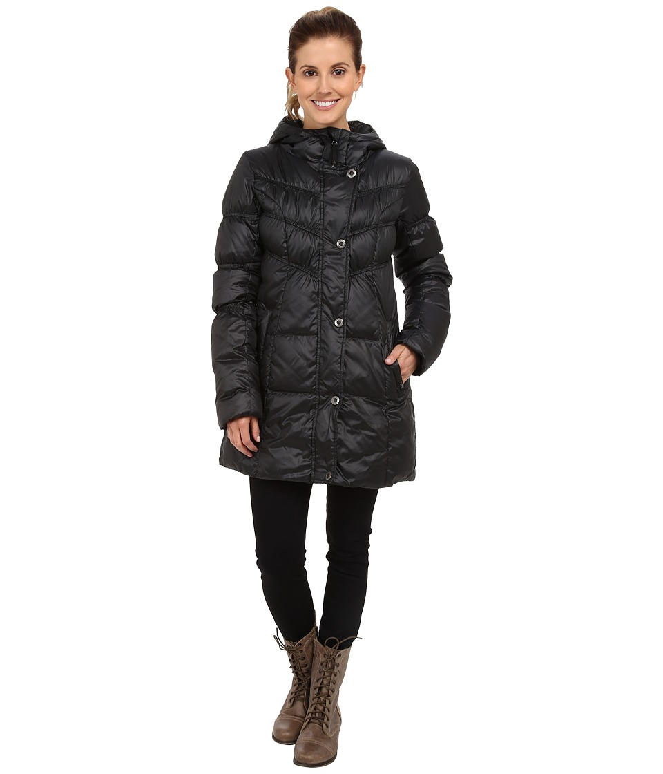 Prana - Milly Down Jacket (Black) Women