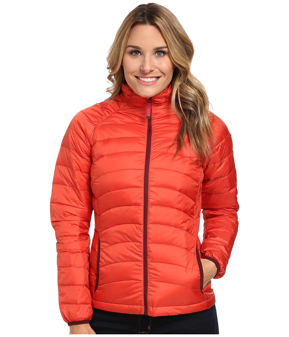 Prana - Lyra Down Jacket (Paprika) Women's Coat