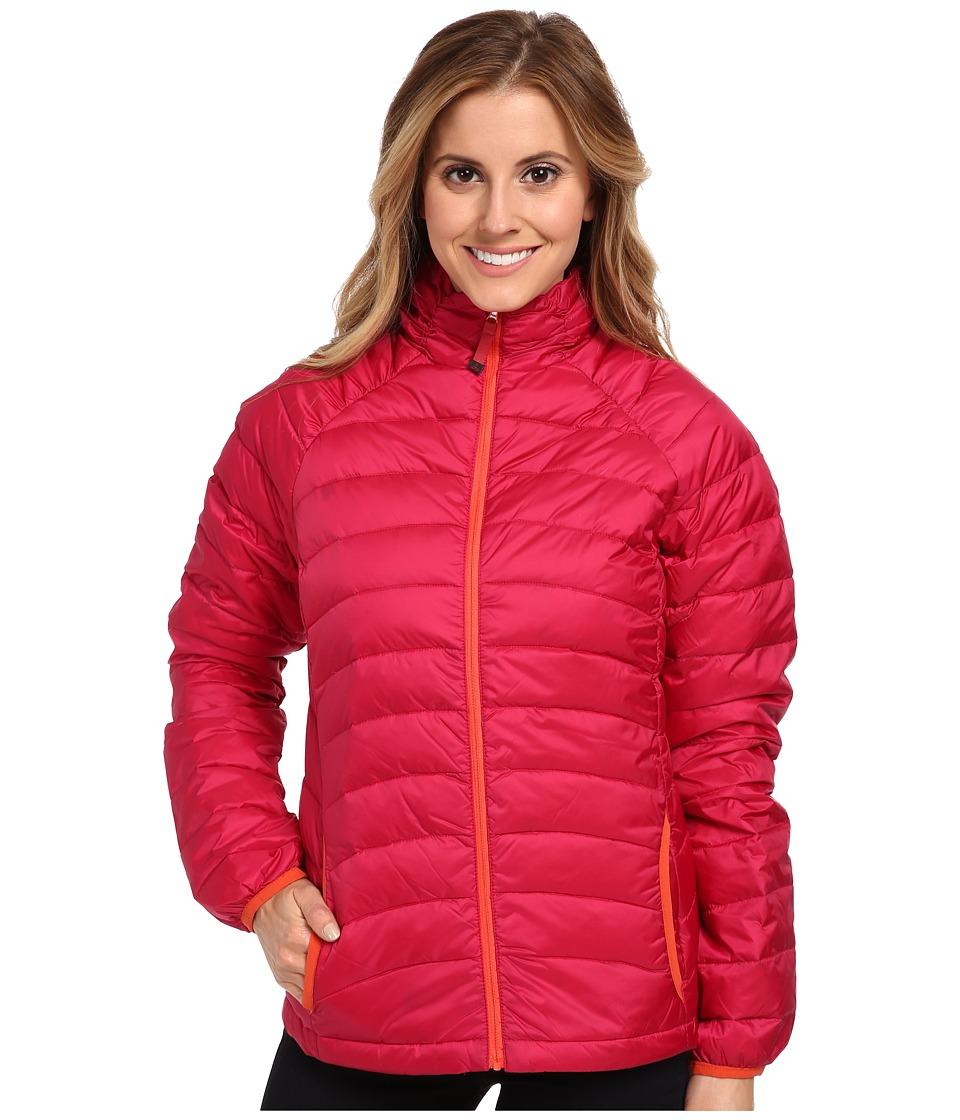Prana - Lyra Down Jacket (Scarlet) Women's Coat