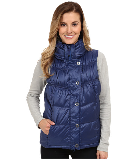 Prana - Milly Down Vest (Blue Twilight) Women