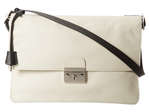 L.A.M.B. - Cinda (Cream) Shoulder Handbags