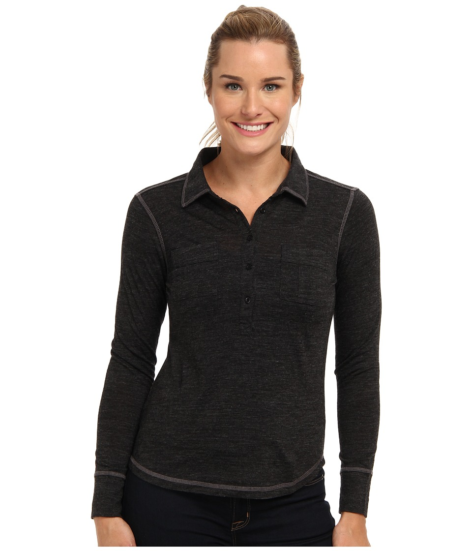 Prana - Besha Top (Black) Women
