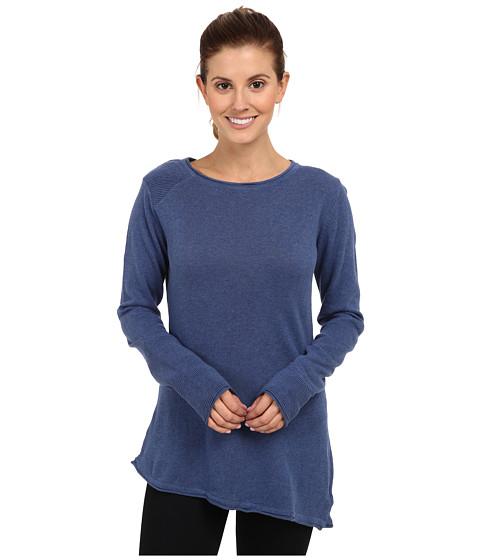 Prana - Therese Sweater (Blue Twilight) Women