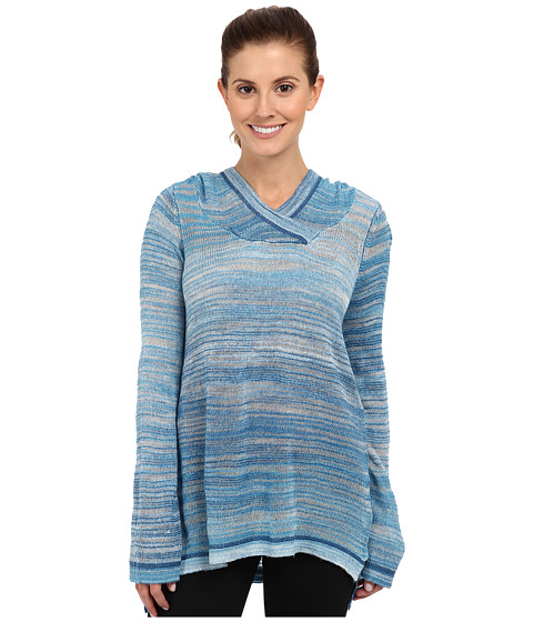 Prana - Nina Sweater (Blue Ridge) Women's Sweater