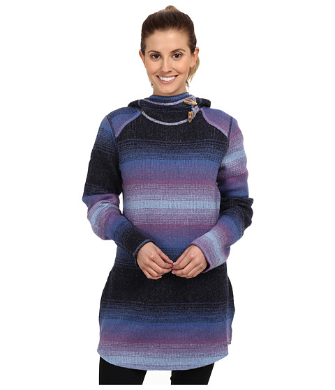 Prana - Kirsten Tunic Sweater (BlueTwilight) Women's Sweater