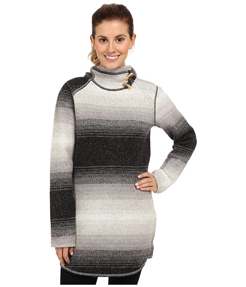 Prana - Kirsten Tunic Sweater (Gravel) Women's Sweater