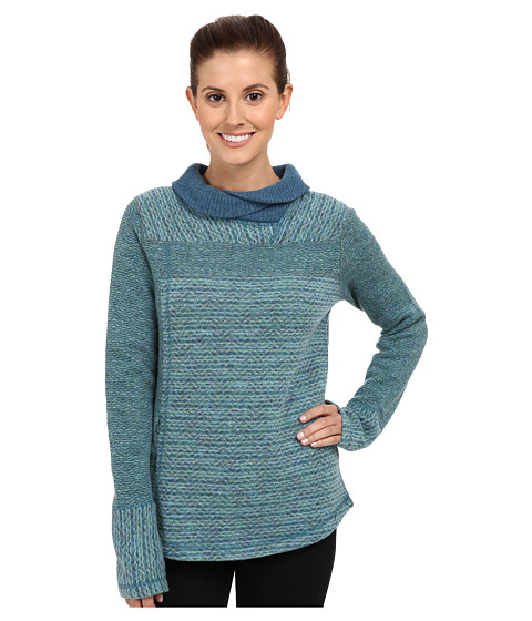 Prana - Eleanor Sweater (Dusty Teal) Women