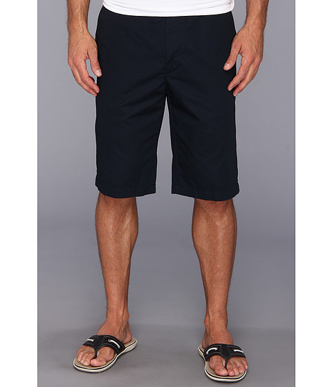 Calvin Klein - Chino Walking Short (Officer Navy) Men's Shorts