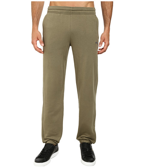 PUMA - Terry Sweat Pant Cuffed (Burnt Olive) Men