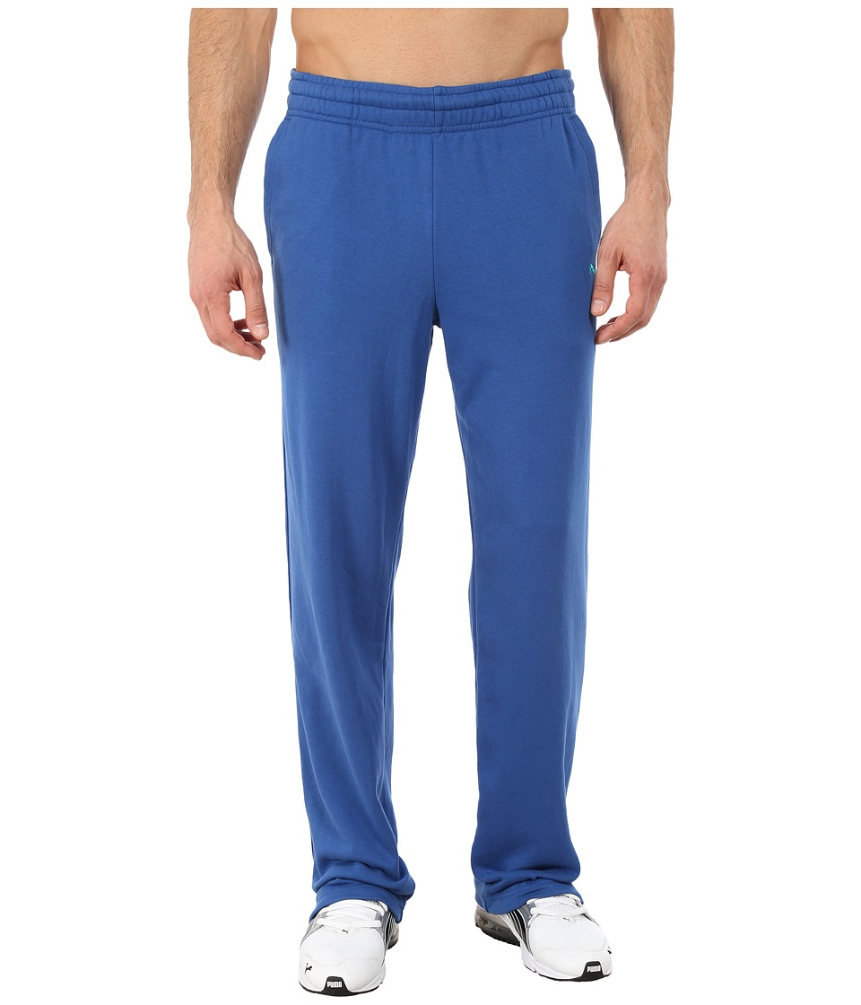 PUMA - Terry Sweat Pant Open (Limoges) Men